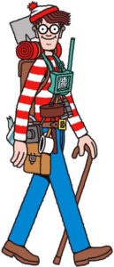 Where's Waldo Cartoon - Full Outfit