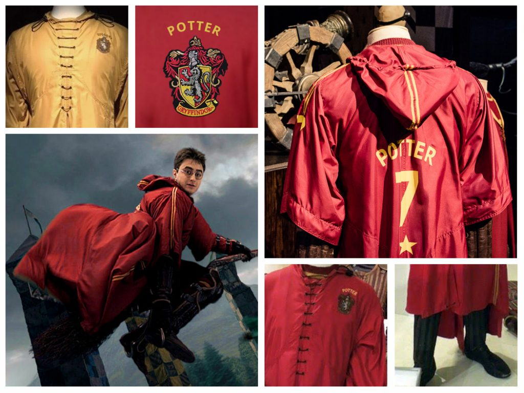 A Quidditch Costume Reference Sweet Magpie