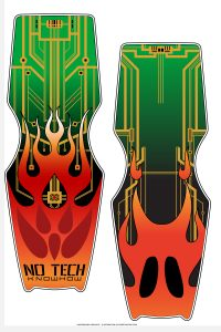 notech knowhow hoverboard graphic template free download